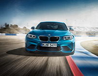 BMW M2 Postproduction