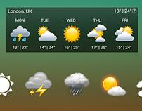 Weather Exovoid