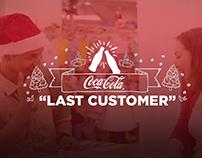 Coca-Cola Last Customer