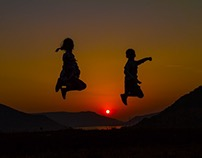 A jump so high...