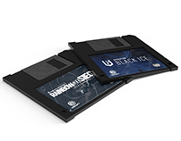 What if Rainbow Six Siege had been released on floppy?