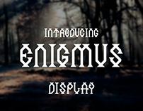 Enigmus Font