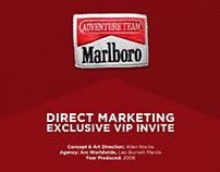 Marlboro Adventure Team DM VIP invite (2006)
