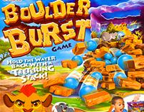Disney - Boulder Burst