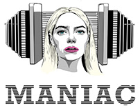 Netflix's Maniac Alternative Movie Poster
