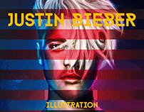 Justin Bieber | Illustation