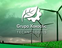 Grupo Xoxoctic Tecnologies Imagen Corporativa