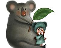 Bıcırık ve Dev koala