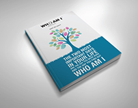 Who Am I | branding & print design