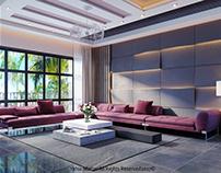 Livingroom + Dining Room