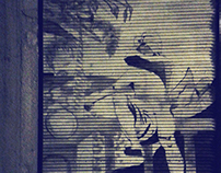 Gümrük triptych mural