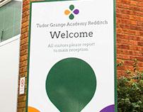 Outdoor signage design