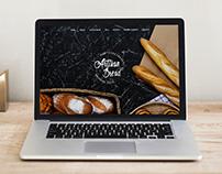 Artisan Bread Identity & Webb