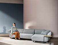 Turia sofa