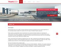 UI / Singel Web Page Proposal