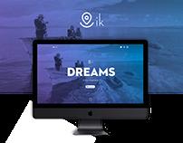 IK responsive site