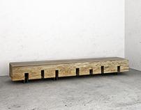 Beam Bench
