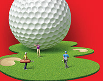 VODAFONE TeeWalk (Golf Event) 2017 and 2018