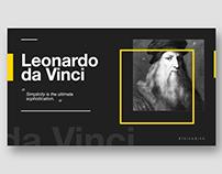 Think & Ink - 01. Leonardo da Vinci