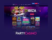 PartyCasino Ibiza Pre-Event Campaign