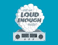 Still Not Loud Enough Mate! (Loudness War)