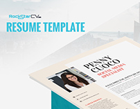Resume Template Graffias
