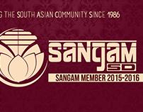 Sangam Membership Card