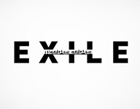 TITLE SEQUENCE DESIGN & GFX | EXILE | 2017 FILM