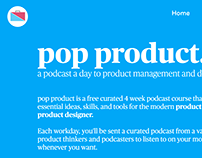 Pop Product