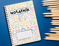 notebook b5