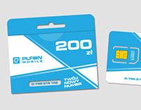Package design for PLFON
