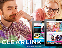 Clearlink: UI Design