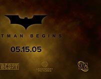Batman Trilogy Movie Quote Posters