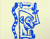 गाइड - Linogravure
