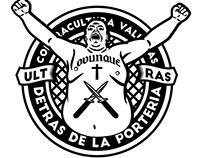 DETRÁS DE LA PORTERÍA