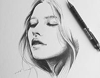 Ink & Pencil #2
