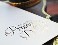 Pranav weds Divya