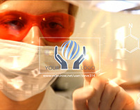 Medical Research Lab | Med Chemistry Logo Intro