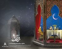 st Regis   Ramadan