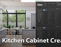 Kitchen Cabinet Creator | Tool of the day