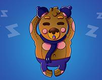 Ursono - Ilustration