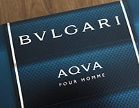 BVLGARI — Xmas Packaging