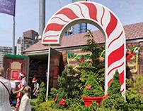 Santa's House Federation Square