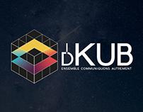 Logo IDKUB Créateur d'événements