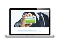 RepChecker | Branding & Web Design
