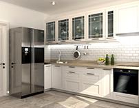 Design from KSD: Kitchen, Stairway, Bedroom