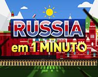 Rússia em 1 Minuto