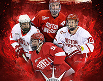 Red Hot Hockey 2018 - Key Art