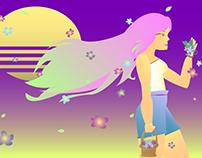 Capa de perfil Behance 08/2019