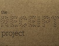 The Receipt Project